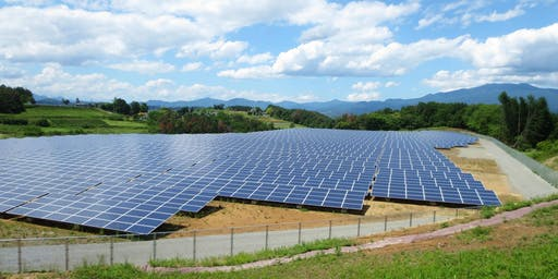 Community Solar Garden Party