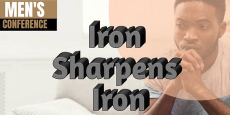 IRON SHARPENS IRON tickets