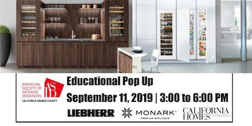 ASID OC Educational Pop Up at Monark