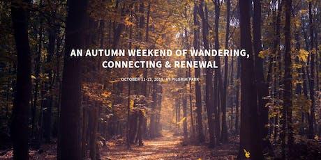Autumn Wandering tickets