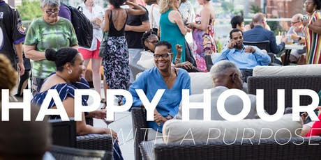 Happy Hour With A Purpose| September 25, 2019 tickets