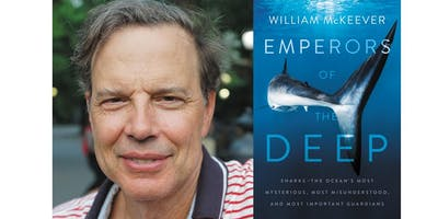 William McKeever Discussing His New Book: Emperors of the Deep