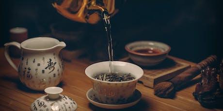 Meditation with Tea: Rare, premium teas from mainland China and Taiwan tickets