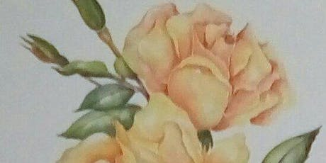 Realistic Painting Watercolor Class with Lynn Mayhew tickets