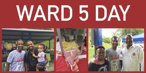 Ward 5 Day Presented by Councilmember McDuffie