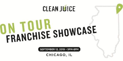 Clean Juice Franchise Showcase Chicago