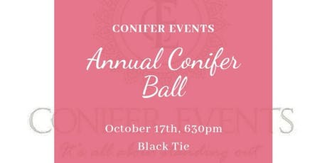 Annual Conifer Ball tickets