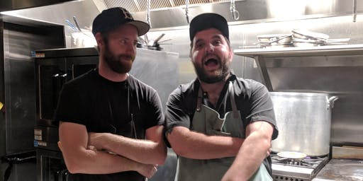 5 for Fifty-Five: Two guys cook drive thru food