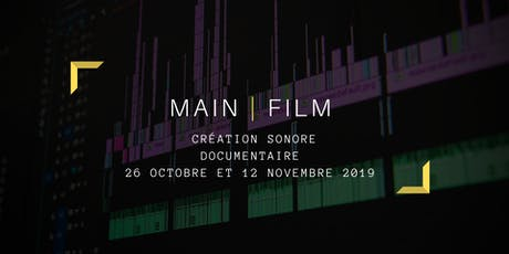 Création sonore documentaire billets