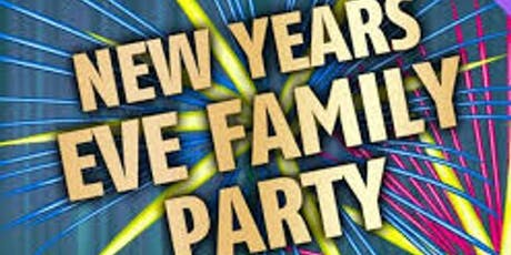 New Year's Eve Family Fun tickets
