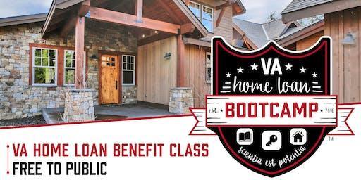 VA Home Loan Bootcamp DuPont