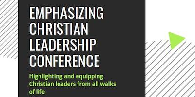 Emphasizing Christian Leadership