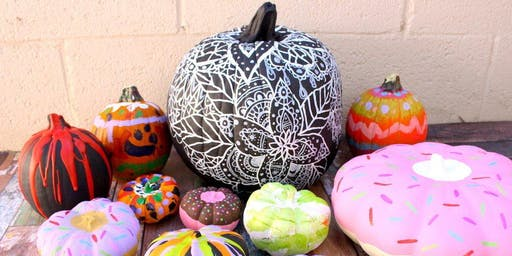 VOLUNTEER OPPORTUNITY: Sunshine Kids 3rd Annual Paint a Pumpkin