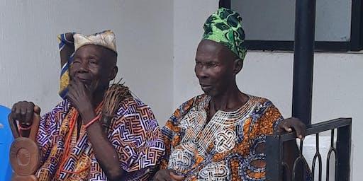 Elders Dance Class