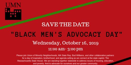 B.M.A.D.- Black Men's Advocacy Day tickets