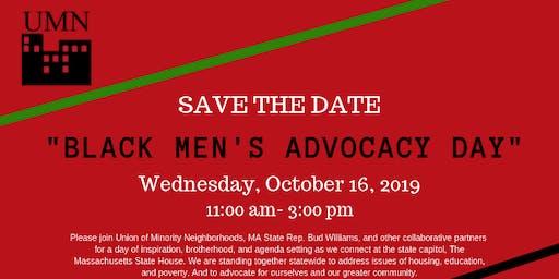 B.M.A.D.- Black Men's Advocacy Day