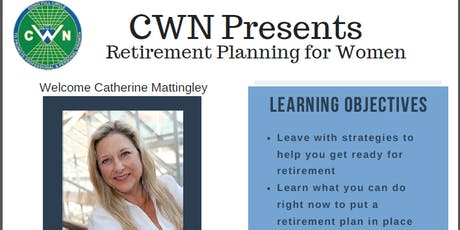 Retirement Planning for Women tickets