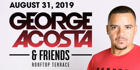 End of Summer Bash Presents George Acosta & Friends tickets