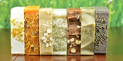 Craft Soap Making Workshop with Afternoon Tea, Beverley East Yorkshire