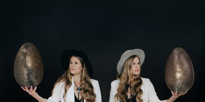 Shook Twins with special guests **** Magnolia // Ashland, OR // All Ages @ Ashland Armory