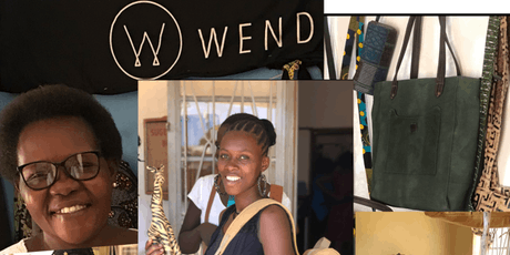 WEND AFRICA SIP AND SHOP tickets