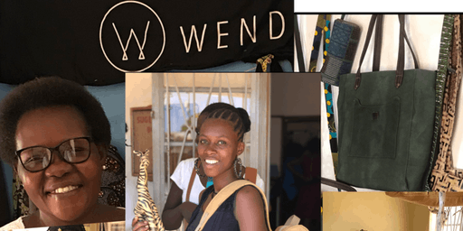 WEND AFRICA SIP AND SHOP