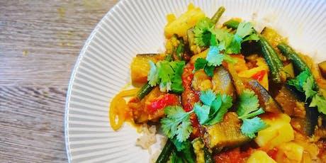 Indian Streetfood - Kitchen Takeover  tickets