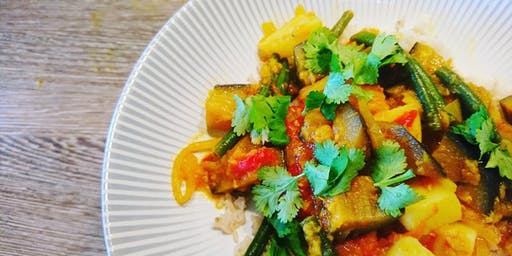 Indian Streetfood - Kitchen Takeover