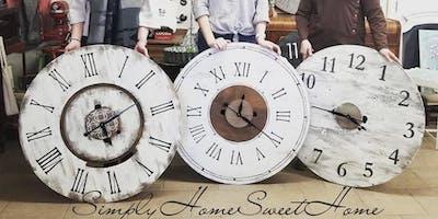 Farmhouse Clocks -September 21st