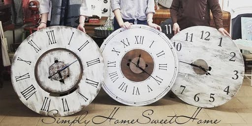 Farmhouse Clocks -September 15th