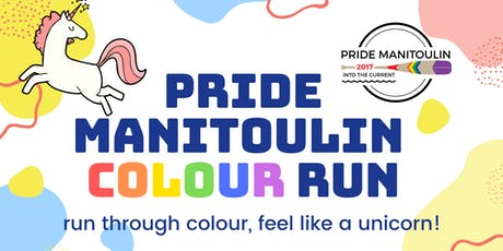 Pride Manitoulin Colour Run tickets