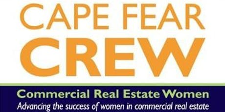 October 11, 2019 Cape Fear CREW Luncheon tickets