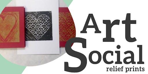 Art Social - December