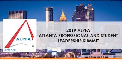 2019 ALPFA Atlanta Professional & Student Leadership Summit