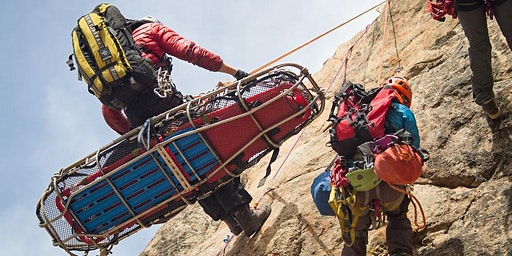 Open Meeting: Mountain Rescue Medicine by Dr Greg Crowley, Portfolio GP