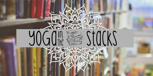 Yoga in the Stacks