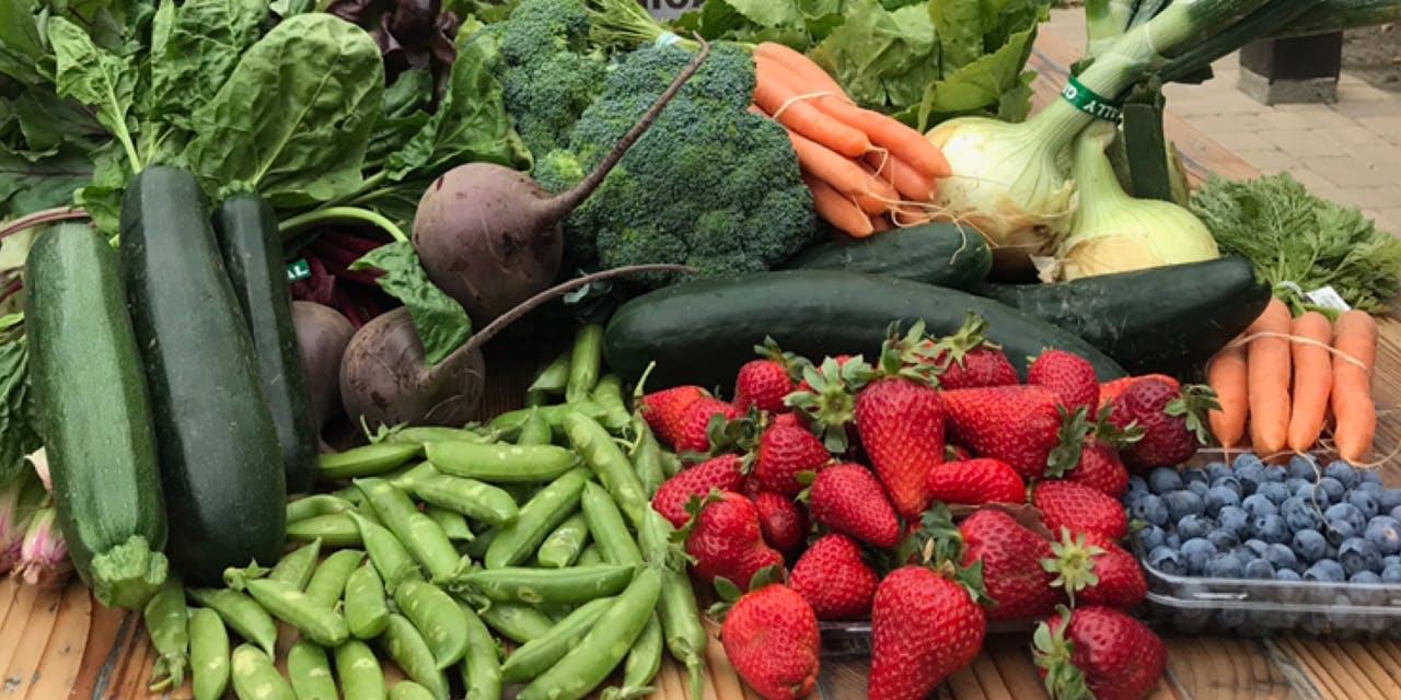 Farm to Fork - CSA/FarmBox Lunch & Learn