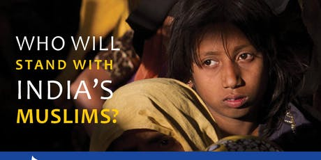 IMRC Annual Benefit Luncheon: Who Will Stand With India's Mulims? tickets