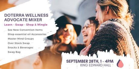 Doterra Wellness Advocate Mixer tickets