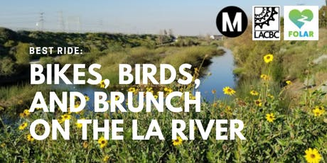 BEST Ride: Bikes, Birds, and Brunch on the LA River tickets