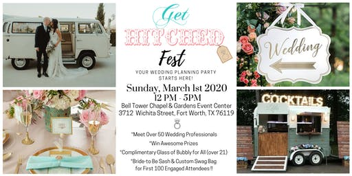 GET HITCHED FEST - A Wedding Vendor Showcase & Bridal Market Event
