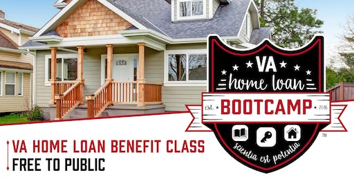 VA Home Loan Bootcamp Silverdale