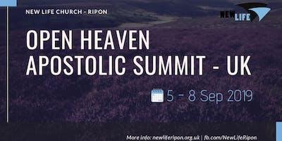 Open Heaven Apostolic Summit- UK