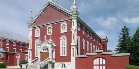 Forum sur le patrimoine religieux - 8e édition tickets