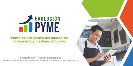 Evolución PYME Guatemala tickets