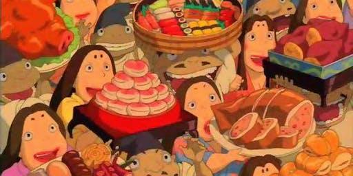 Marigny Social Club presents: The Food of Hayao Miyazaki 2019 Edition