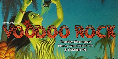 Voodoo Rock 'EXTRA' tickets