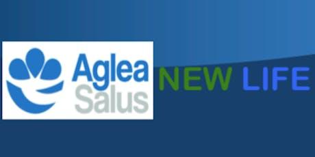 Presentazione aziendale progetto NEWLIFE di AGLEA SALUS MUTUA - Venezia biglietti