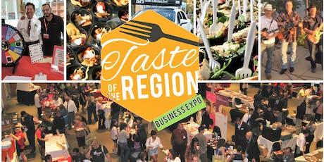 Cerritos Taste of the Region & Business Expo tickets