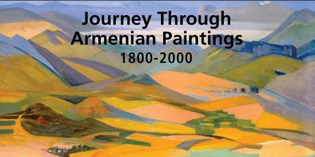 Journey Through Armenian Paintings 1800-2000 tickets